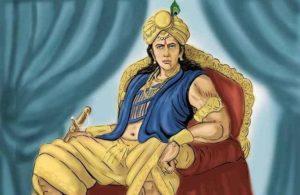 সুলতান মাহমুদের মতই সমুদ্রগুপ্ত বীর ছিলেন।