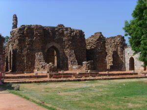 Tomb of Alauddin Khalji,