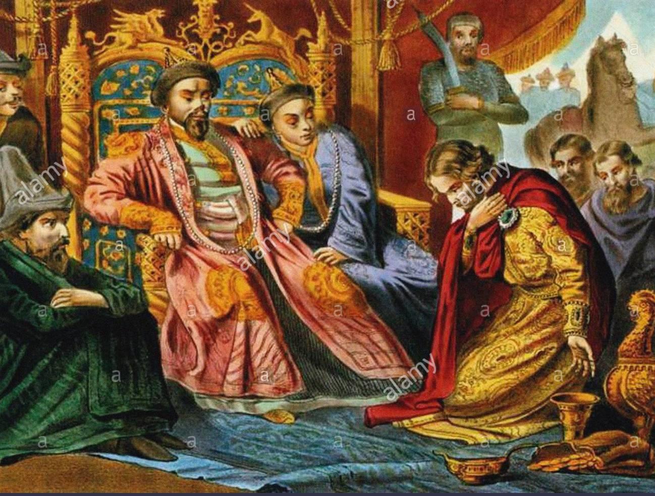 মোঙ্গল বীর বাটু খান