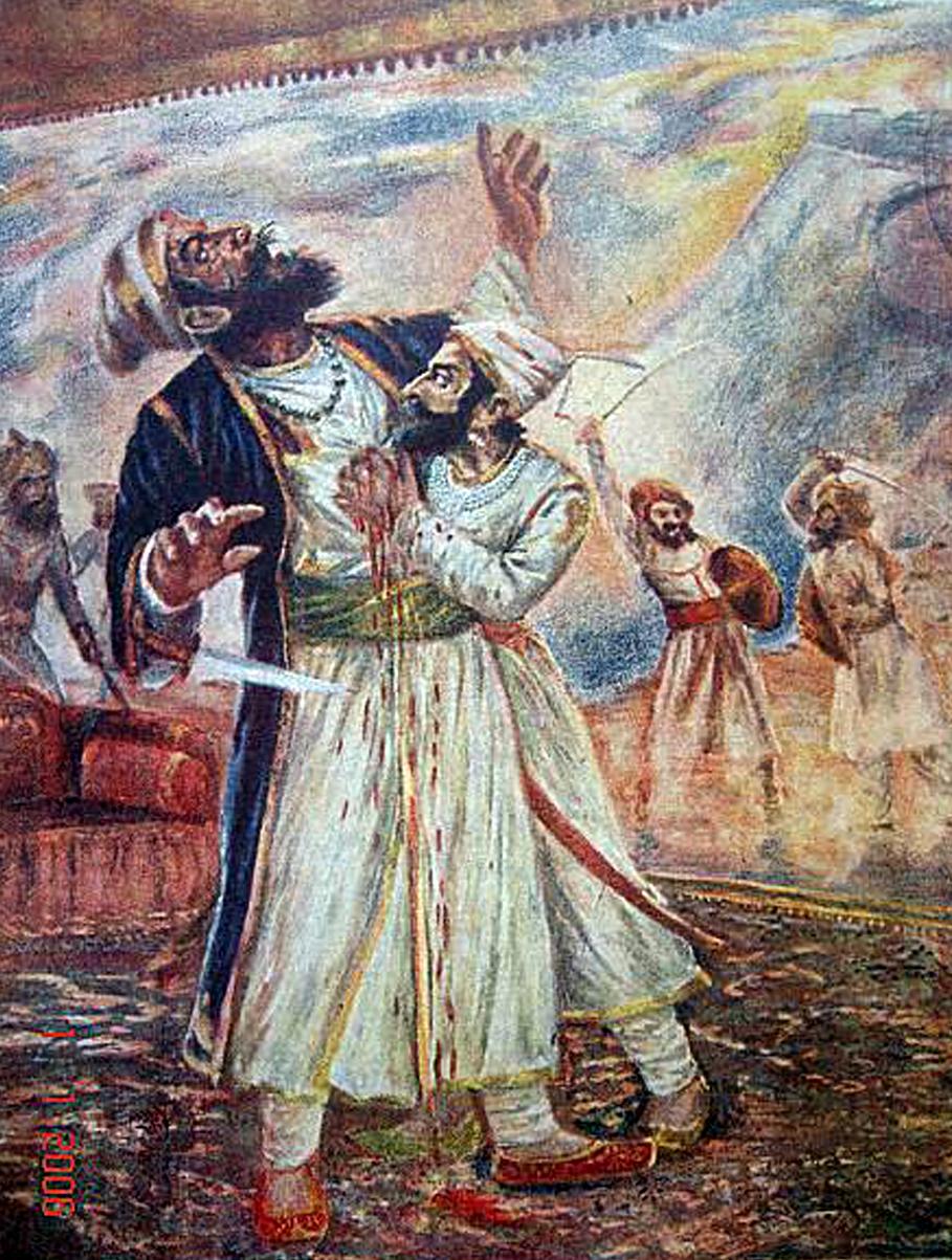 সম্রাট আওরঙ্গজেব, শিবাজী ও মারাঠা শক্তির উত্থানের ইতিহাস